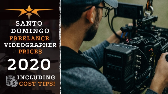 Santo Domingo Freelance Videographer Prices in 2020