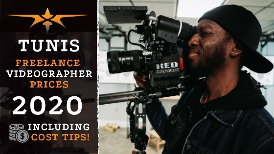 Tunis Freelance Videographer Prices in 2020