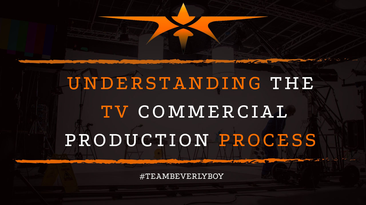 Understanding the TV Commercial Production Process