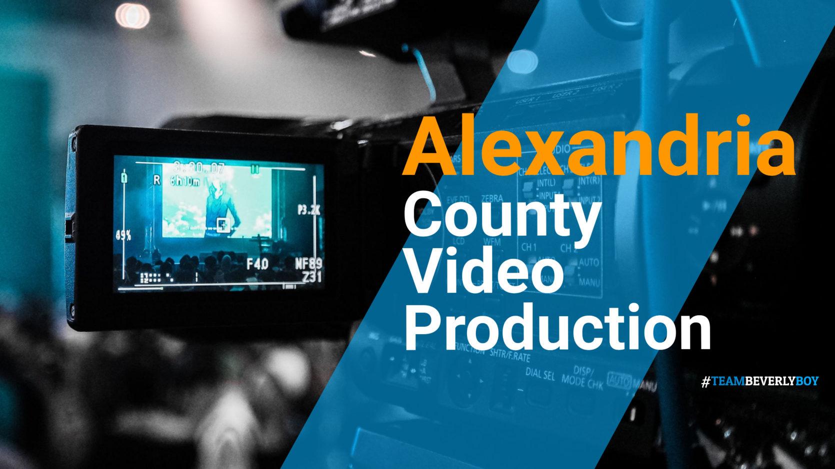 Alexandria County Video Production