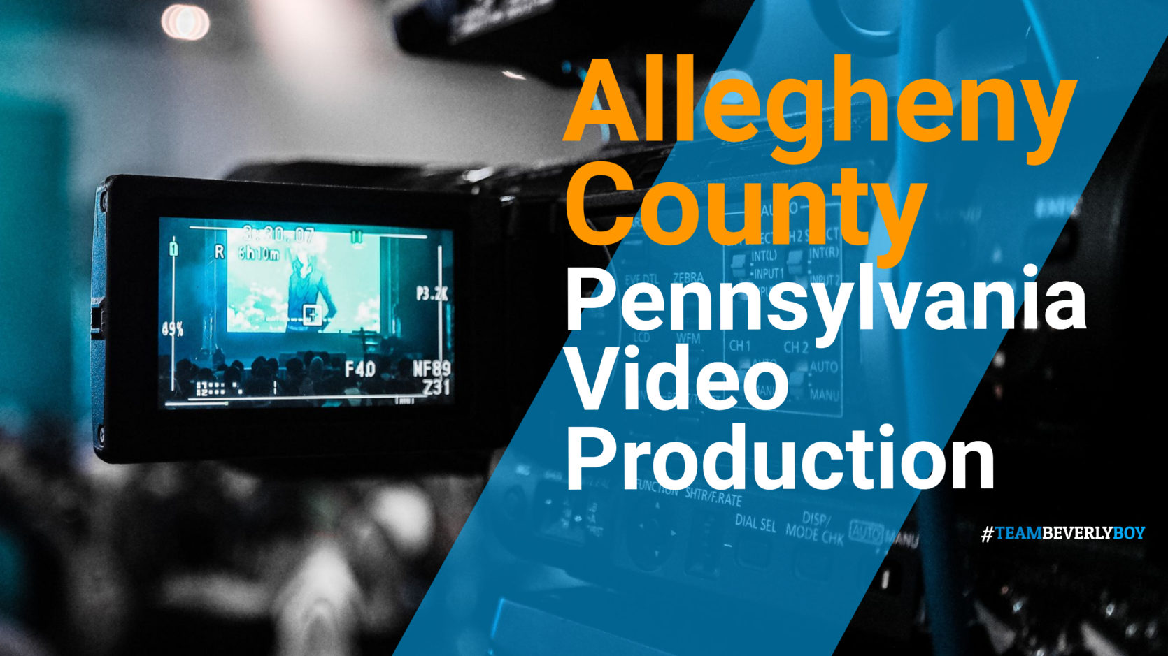 Allegheny County, PA Video Production