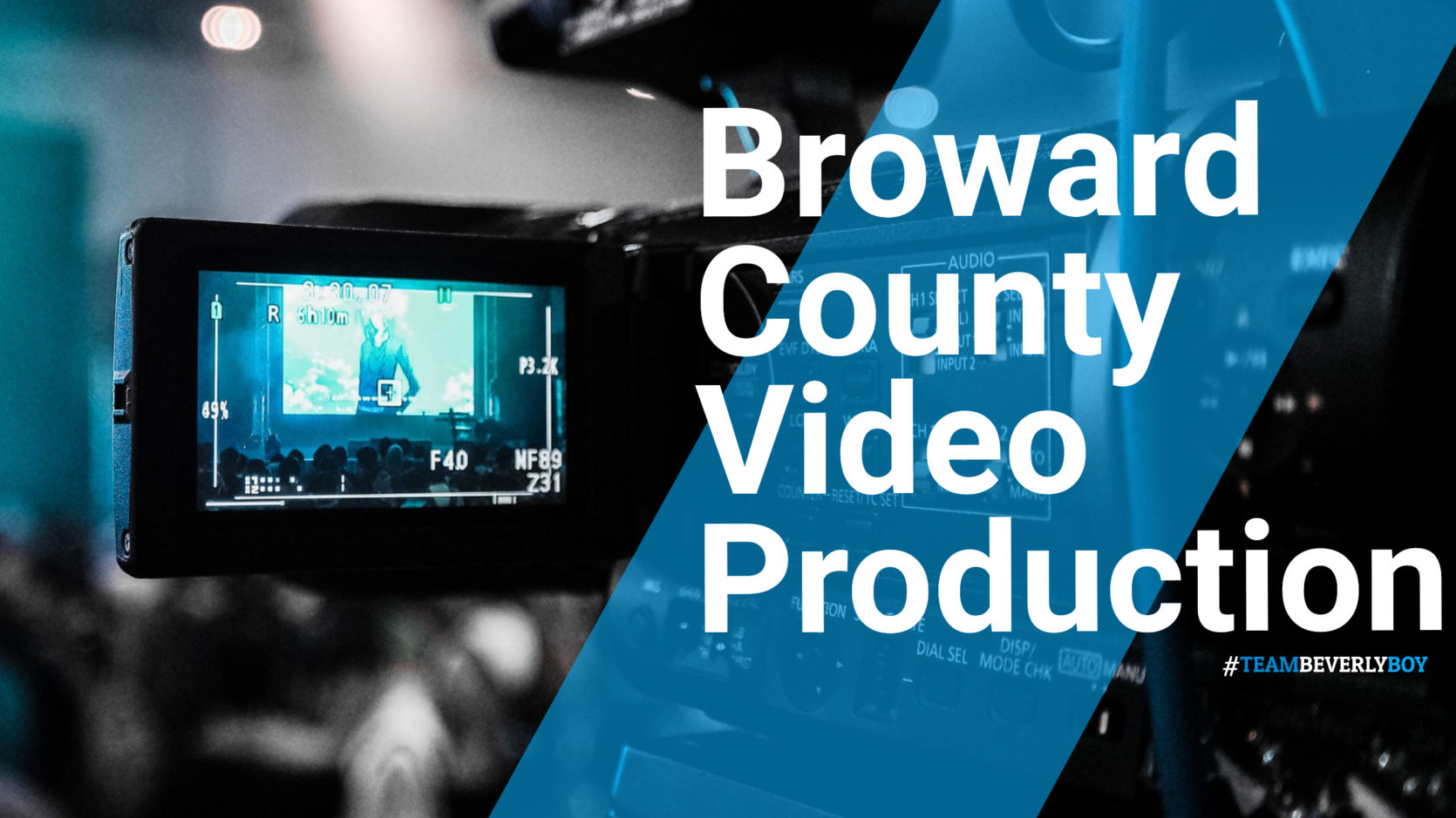Broward county video production