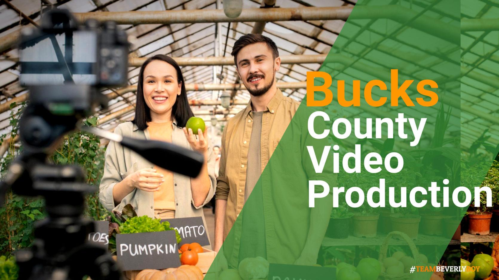 Bucks County Video Production