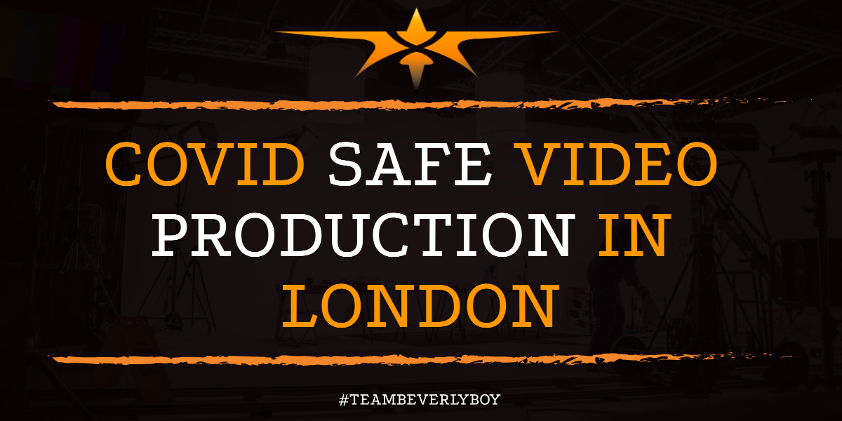 COVID Safe Video Production in London