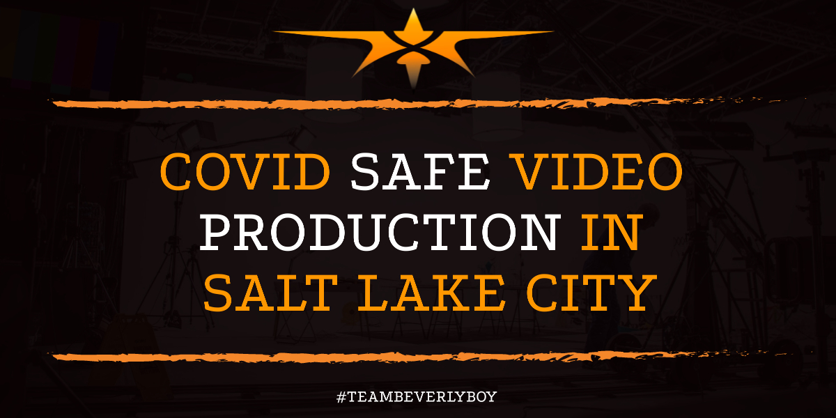 COVID Safe Video Production in Salt Lake Cit