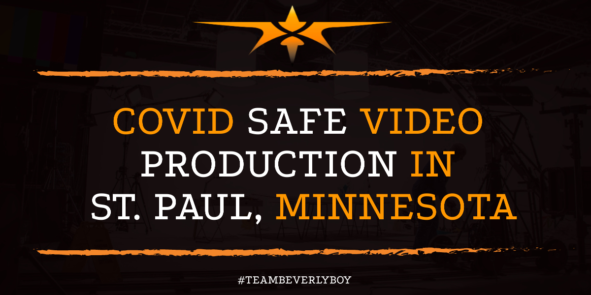 COVID Safe Video Production in St. Paul