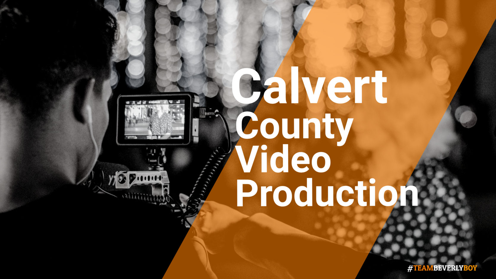 Calvert County video production
