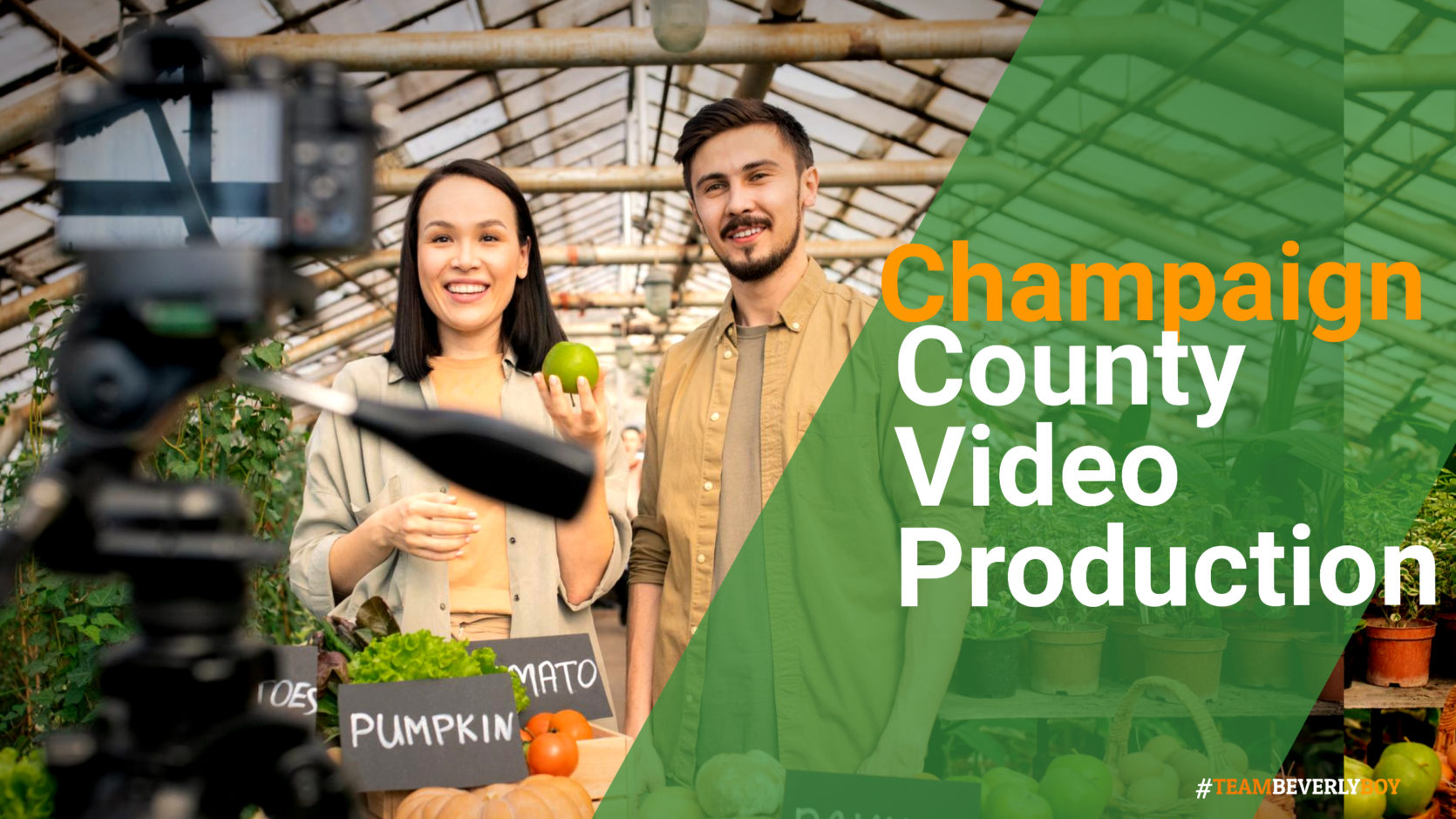 Champaign County video production