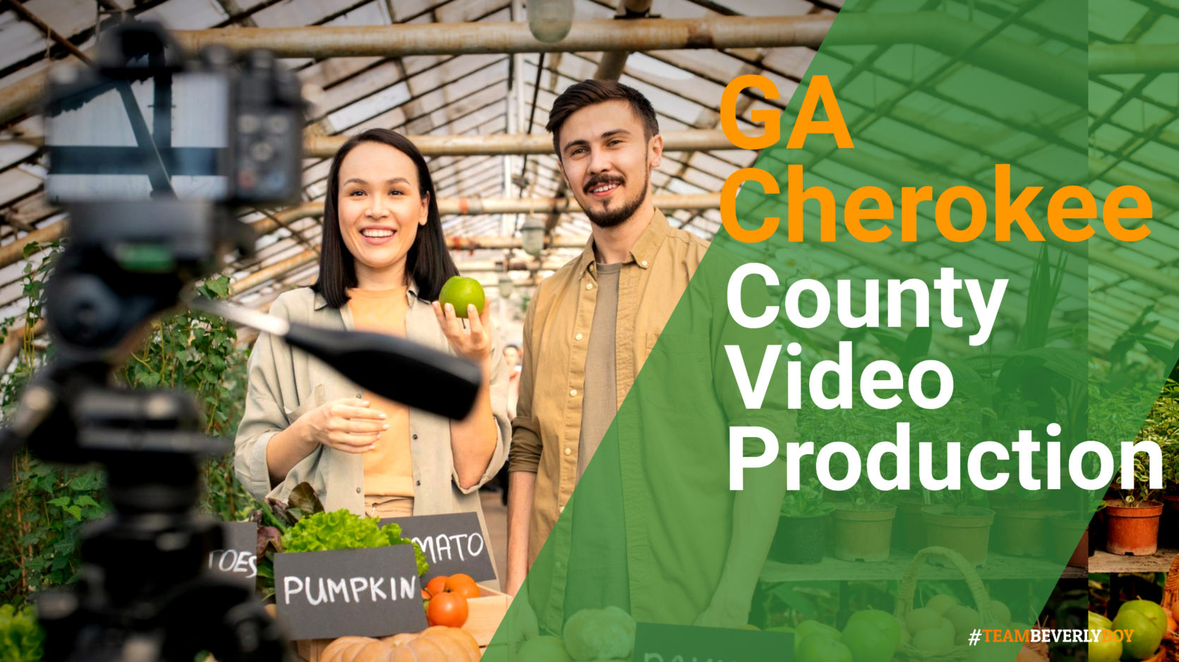 Cherokee County GA video production