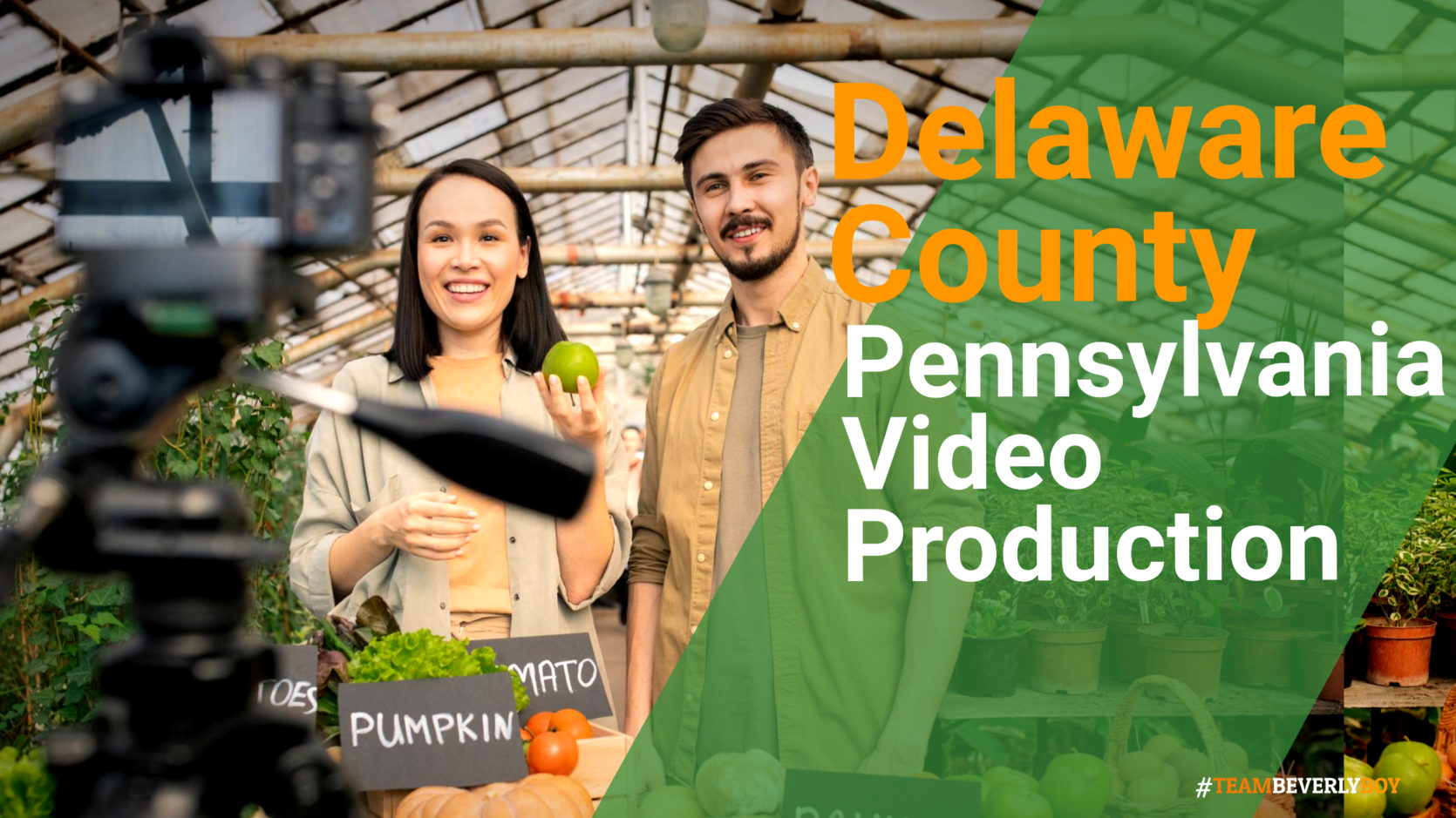 Delaware County, PA Video Production