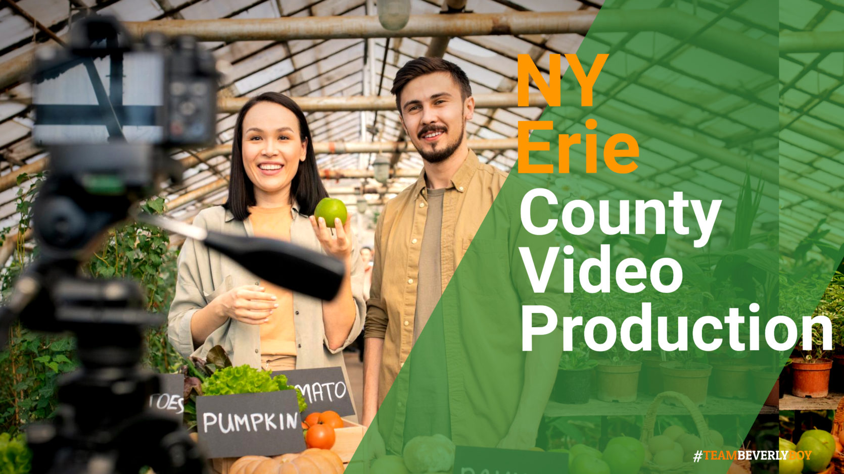 Erie County NY video production