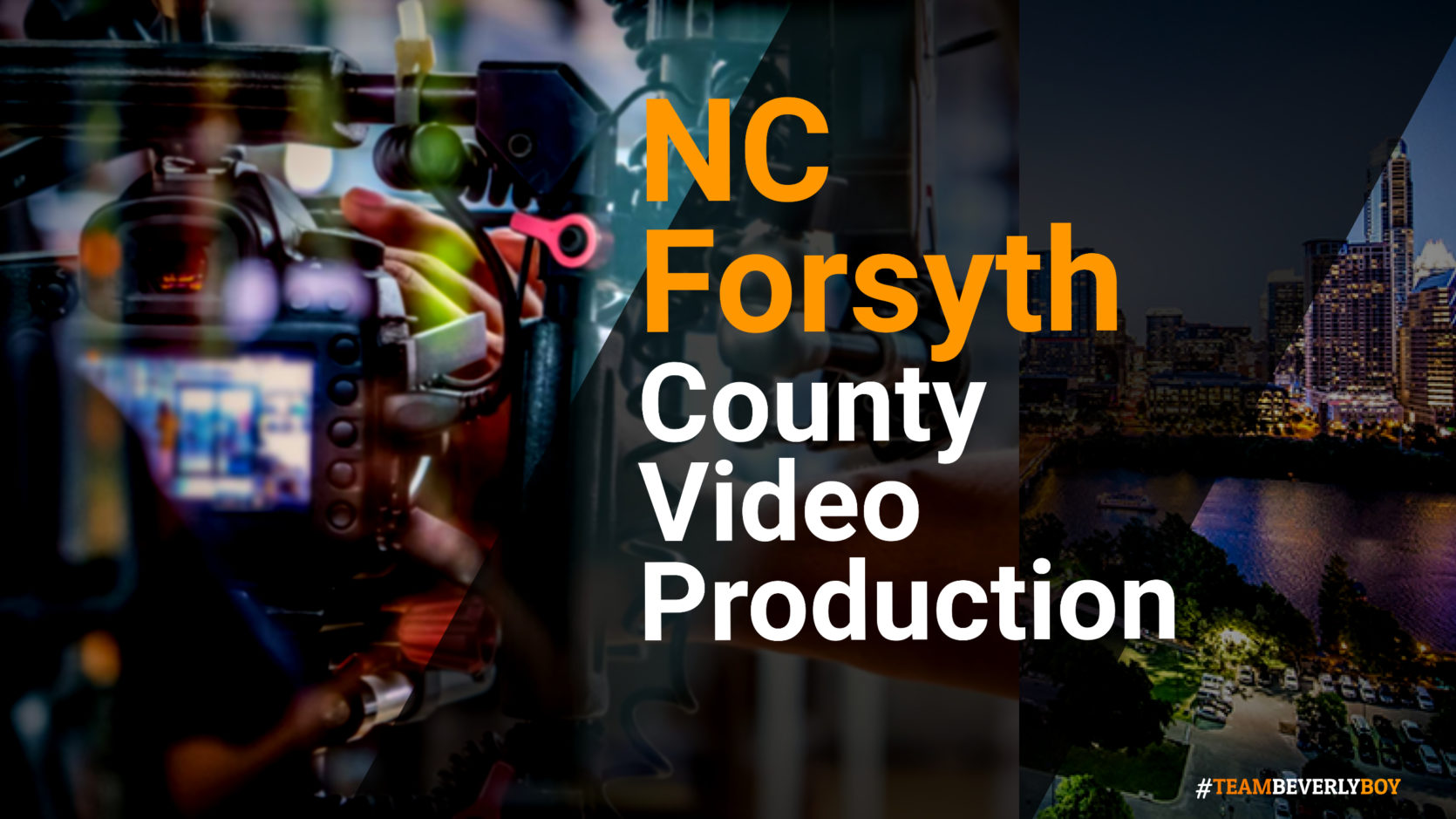 Forsyth County NC video production