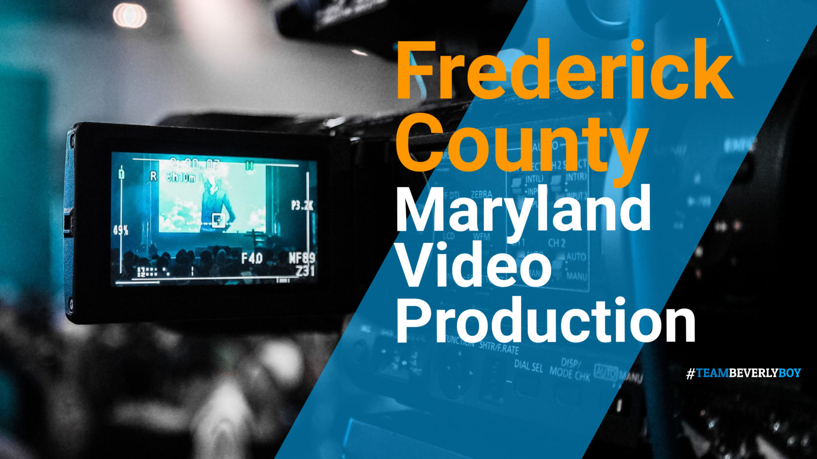 Frederick County MD Video Production (1)