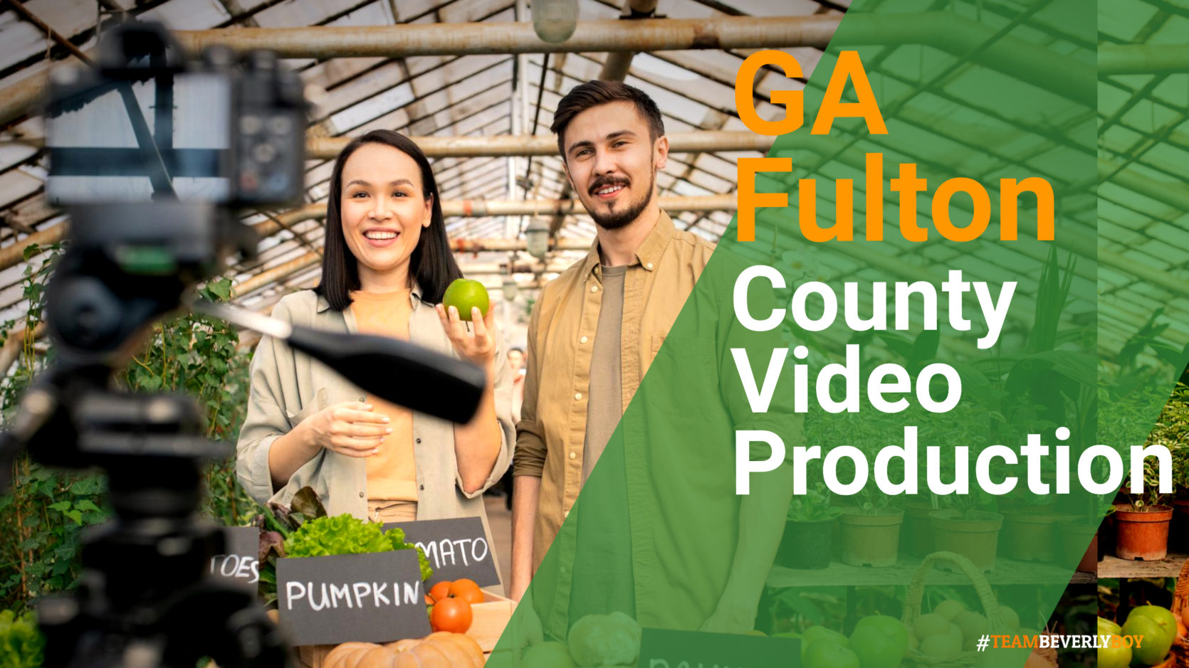 Fulton County GA video production