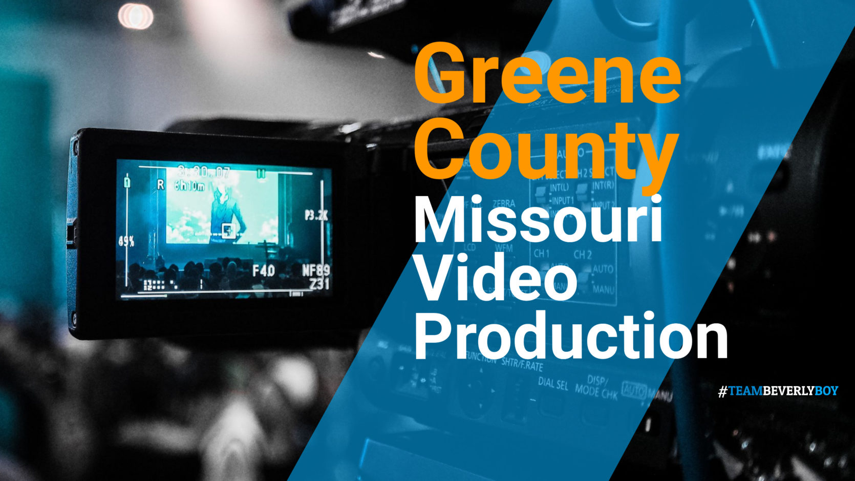Greene County, MO Video Production (1)