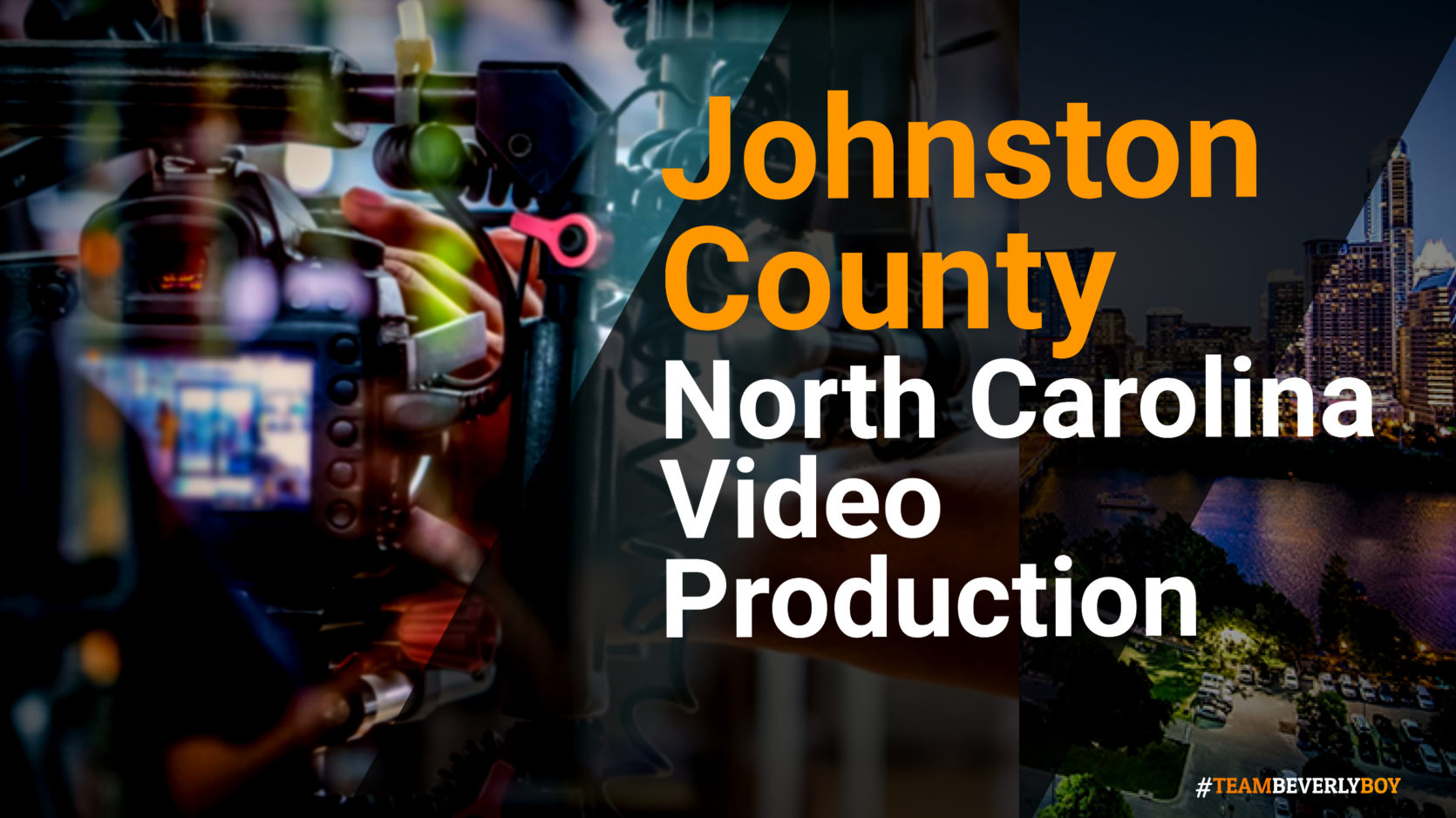 Johnston County, NC Video Production