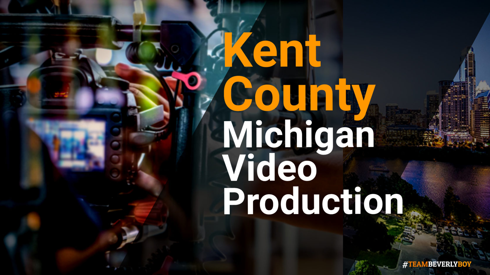 Kent County, MI Video Production