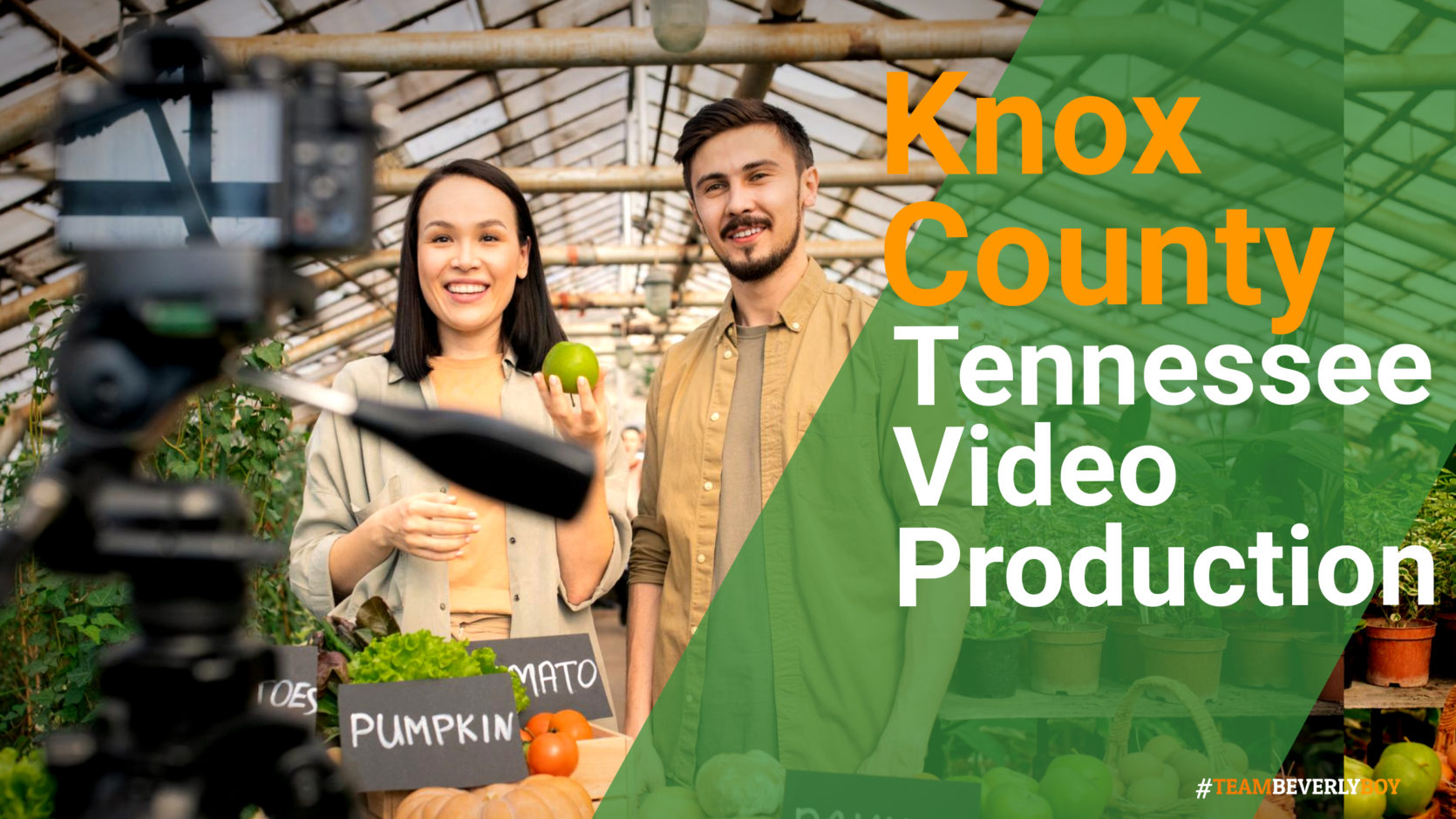 Knox County, TN Video Production