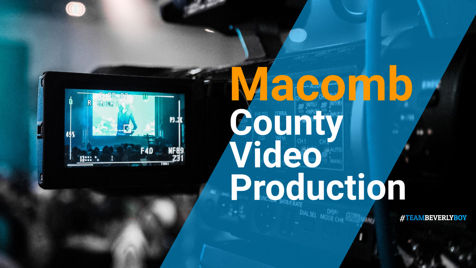 Macomb County Video Production