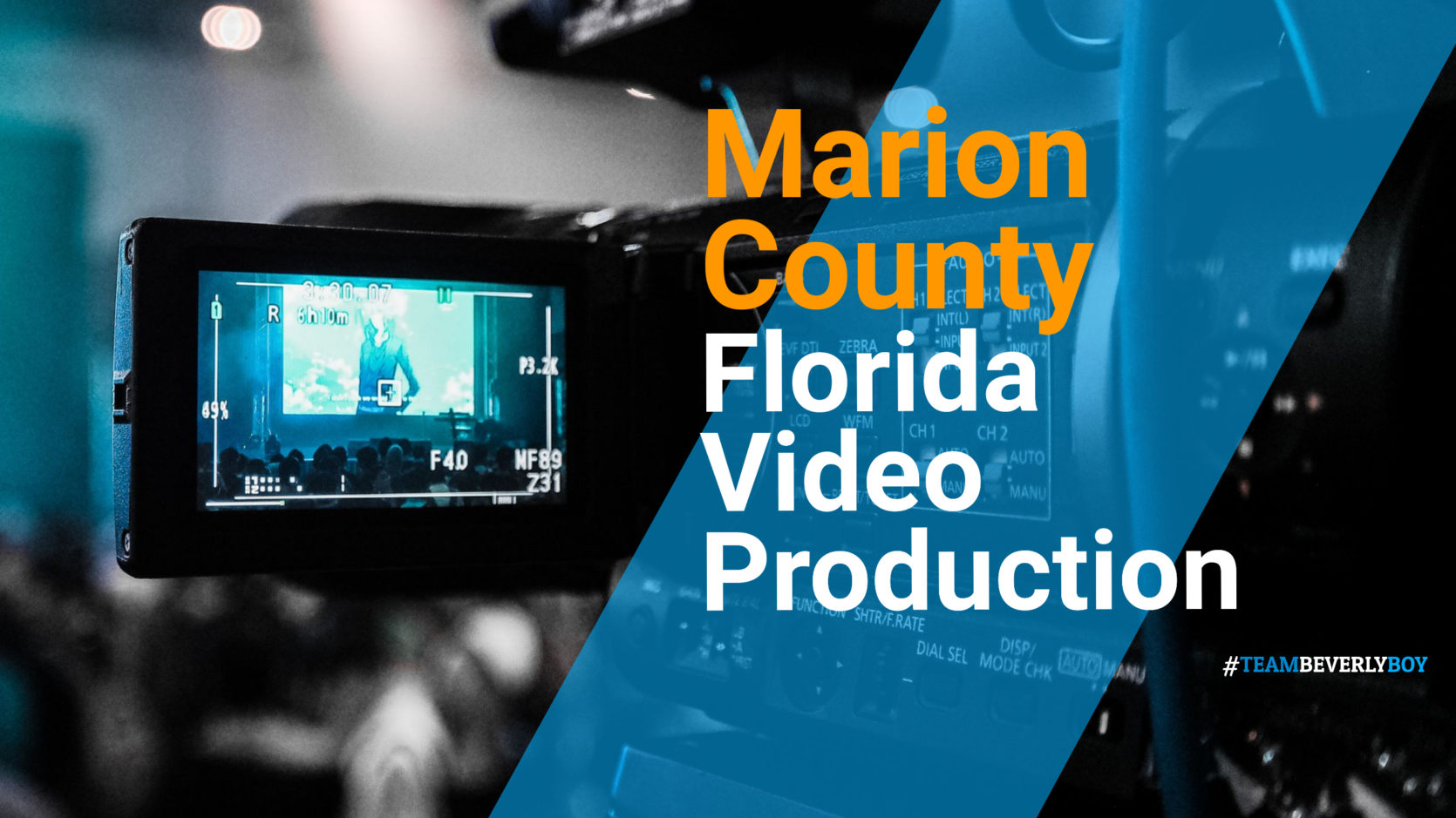 Marion County FL production