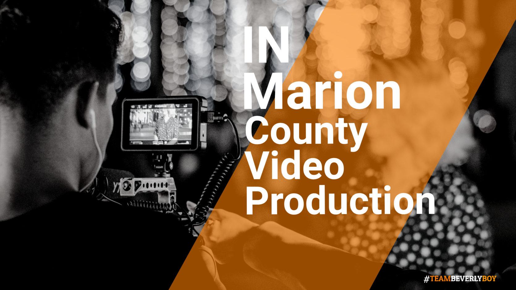 Marion County IN video production