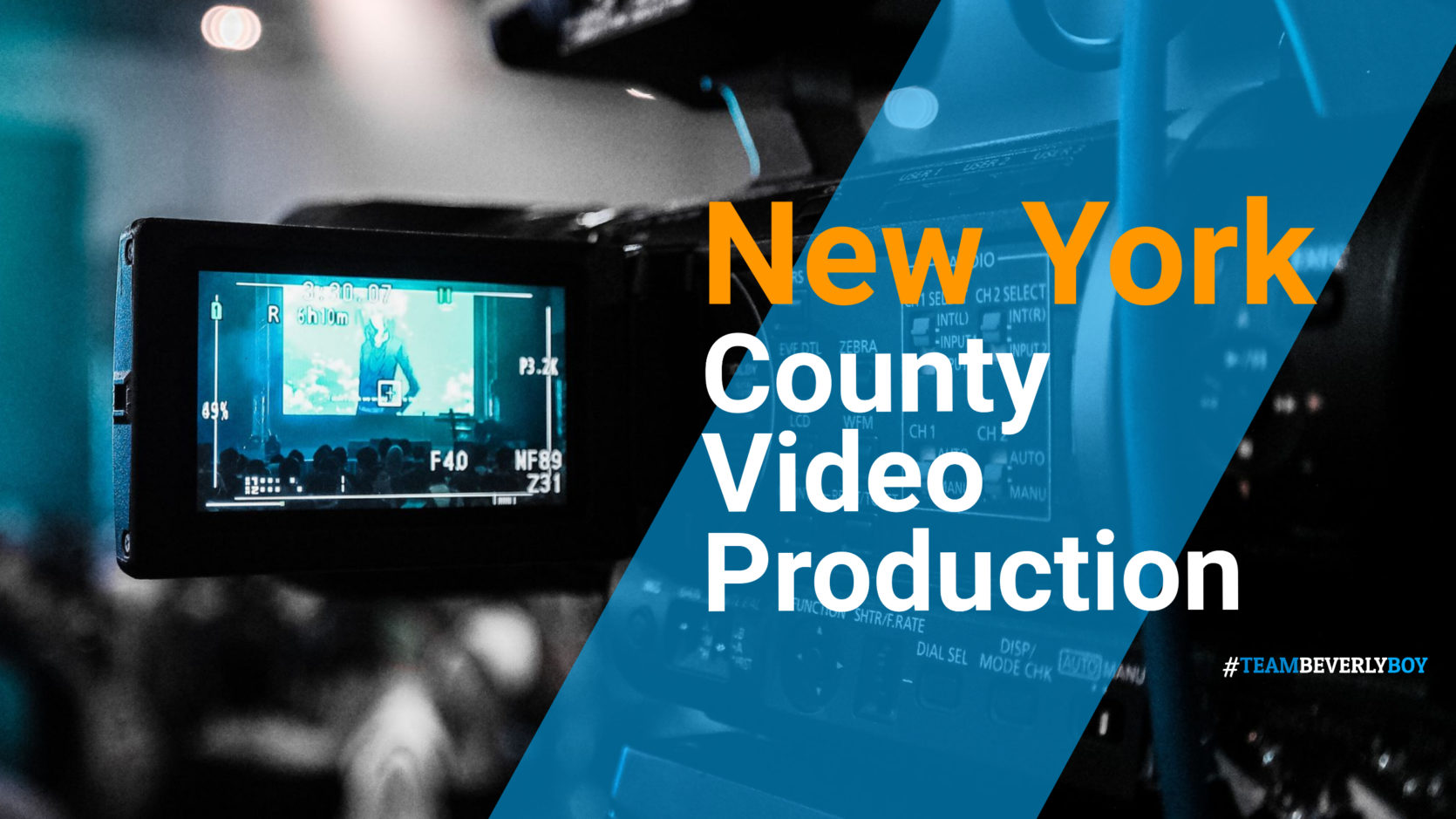 New York County Video Production