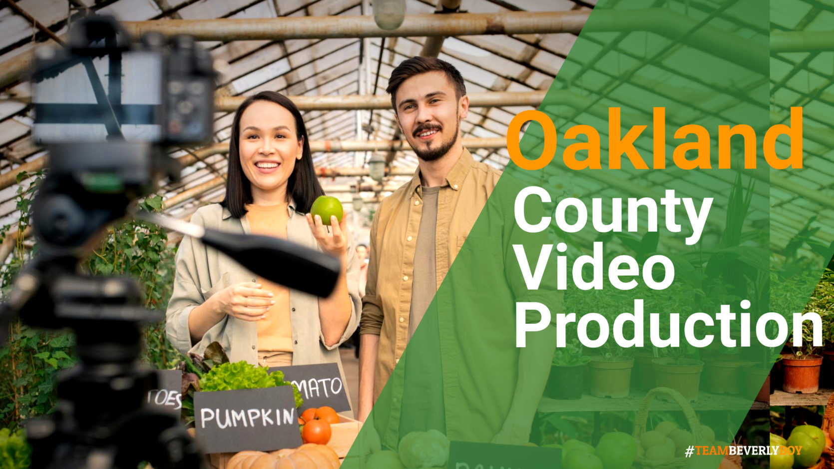 Oakland County Video Production