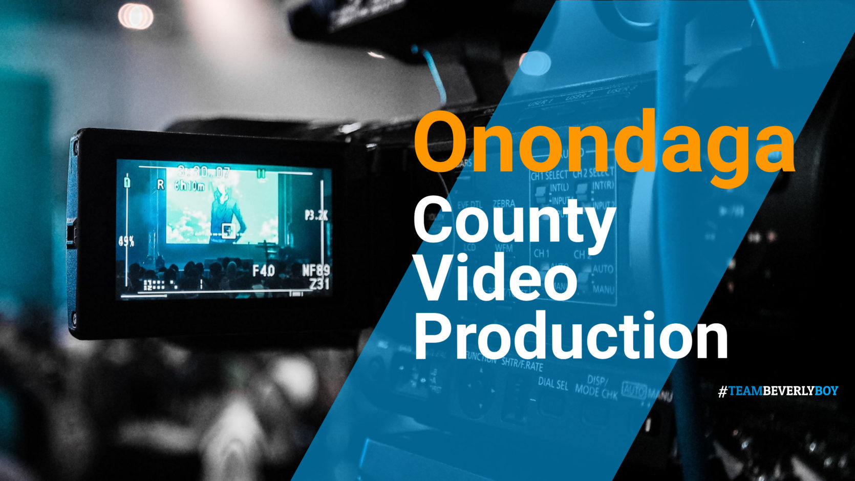 Onondaga county Video Production