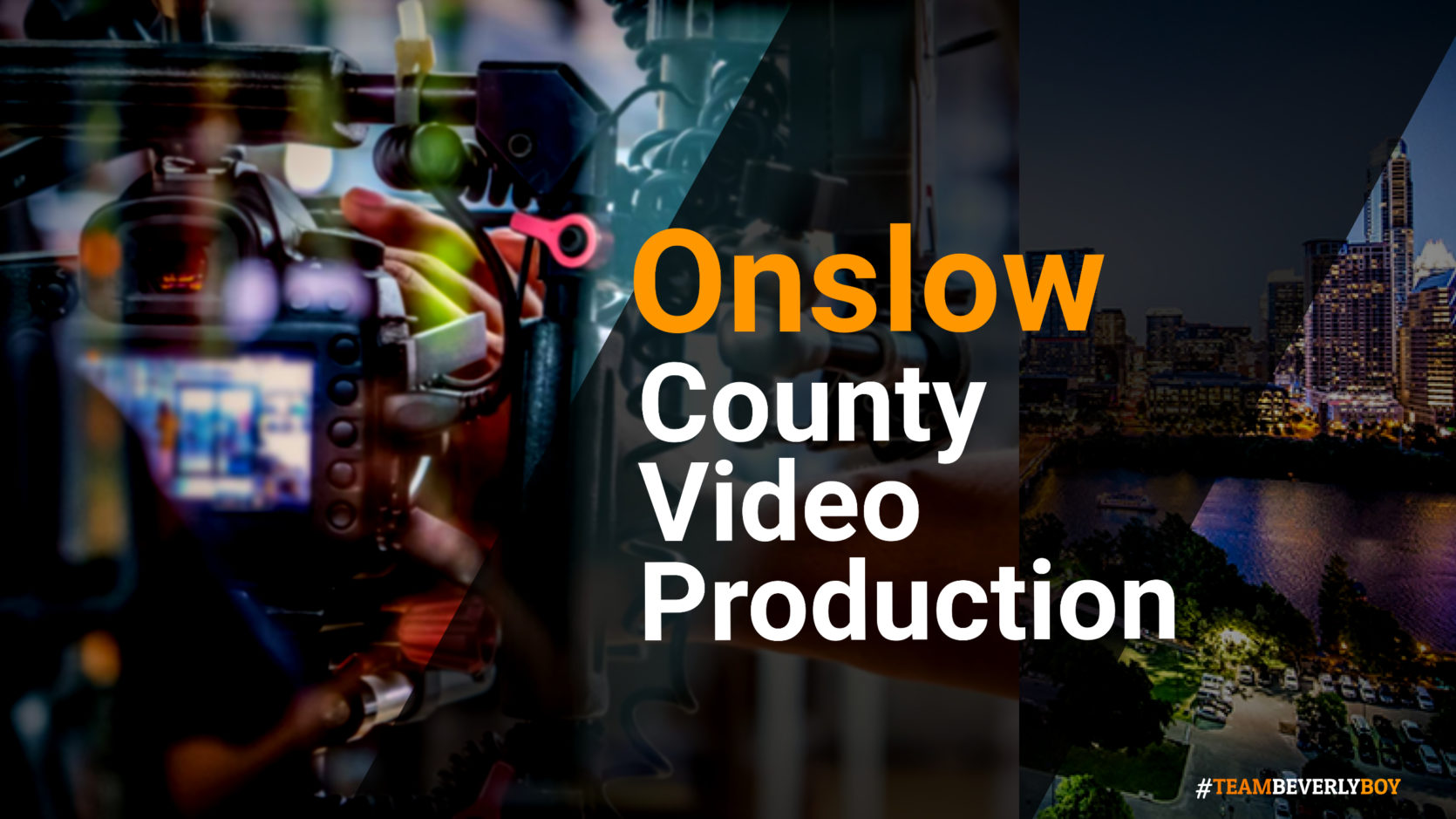 Onslow County Video Production