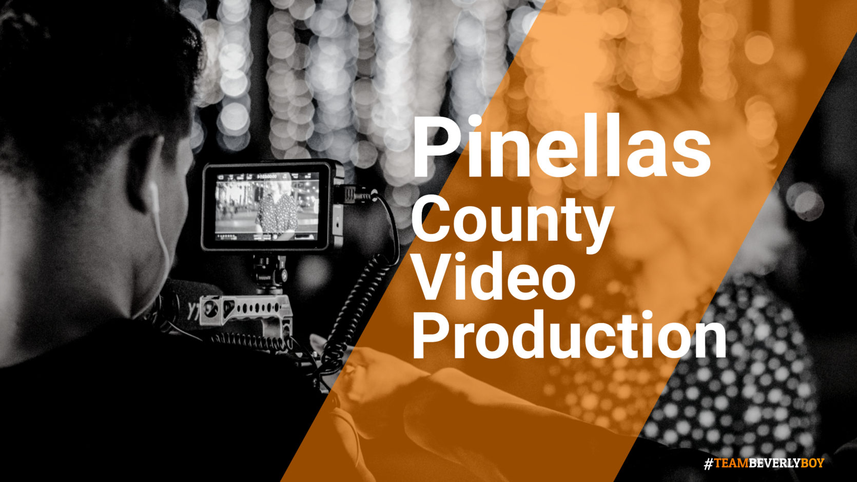Pinellas county video production