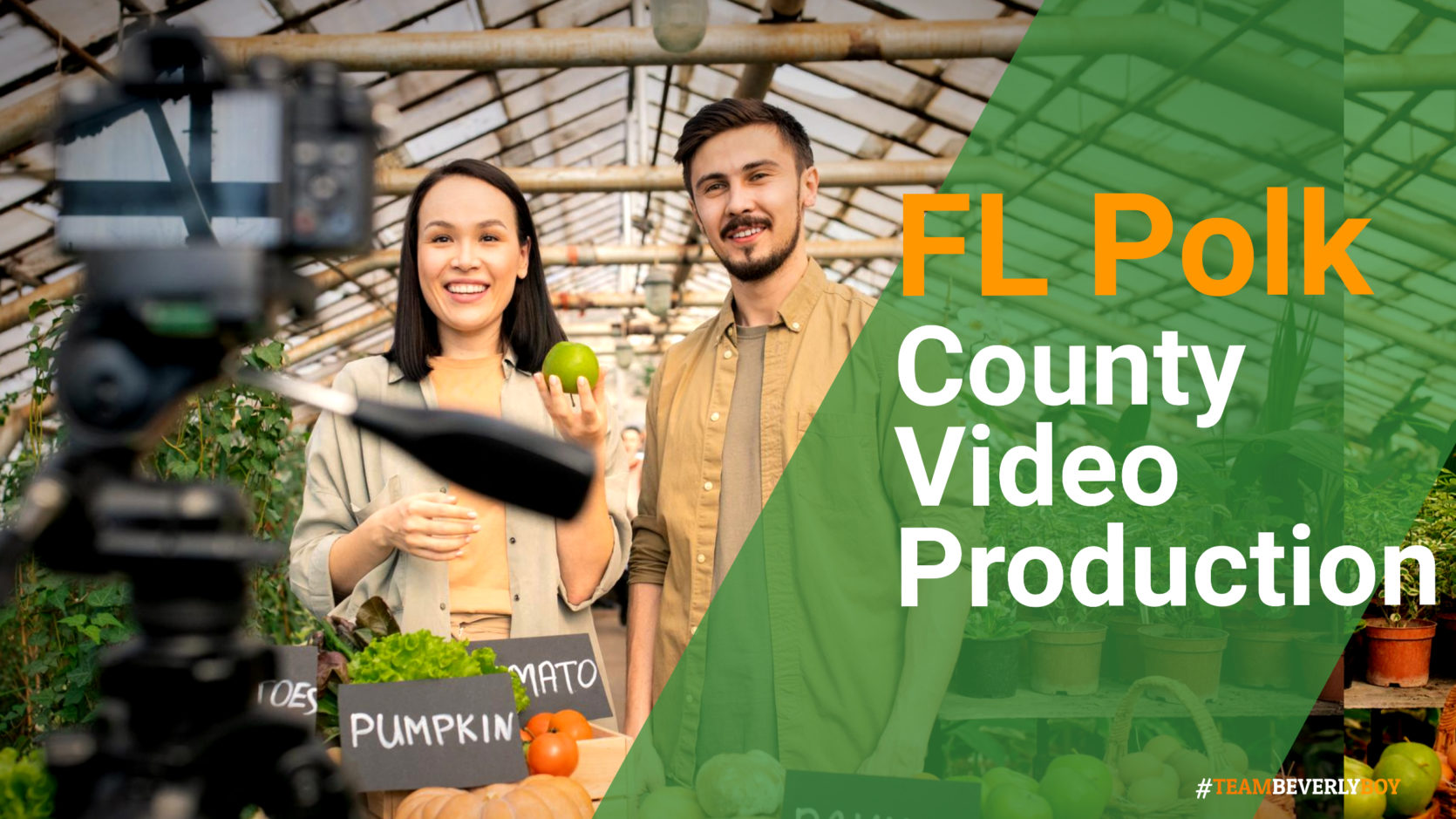 Polk County FL video production