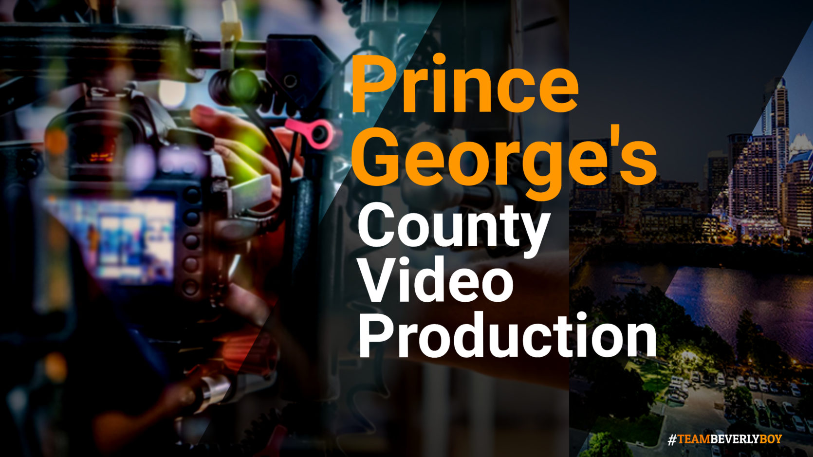 Prince George's County video production