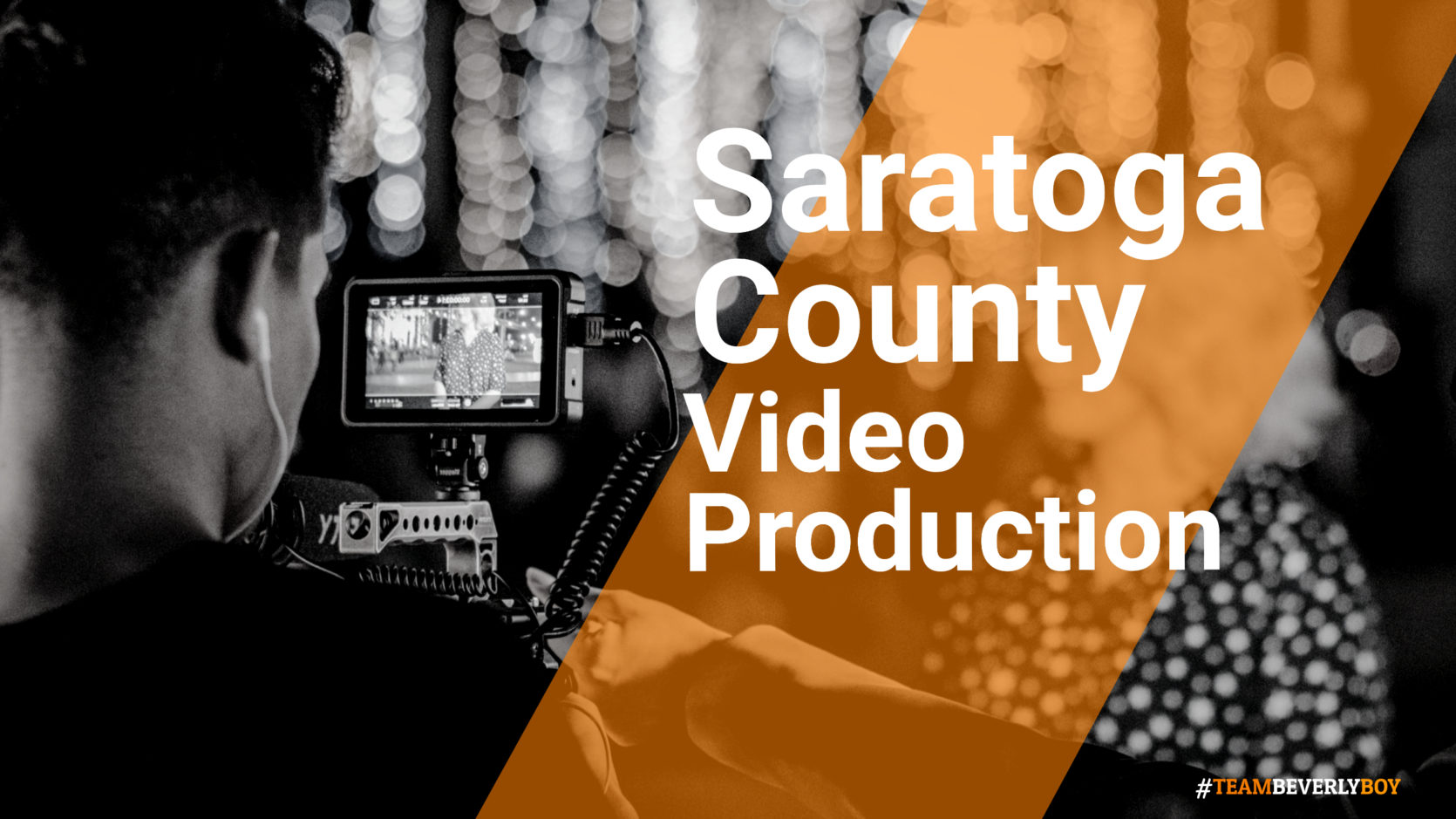 Saratoga Video Production