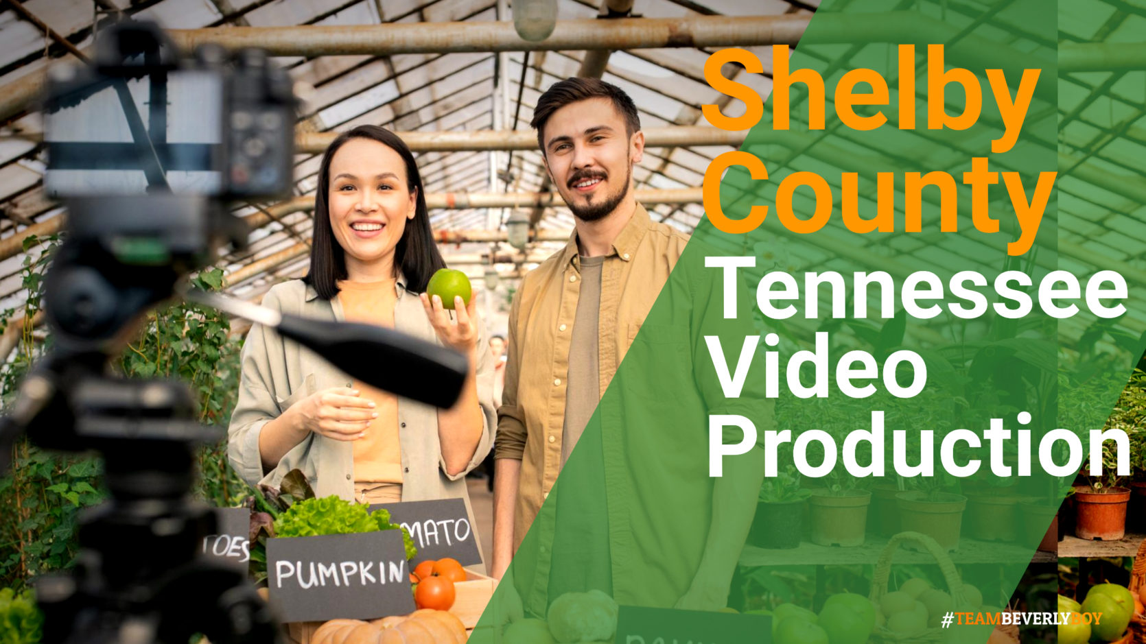 Shelby County, TN Video Production
