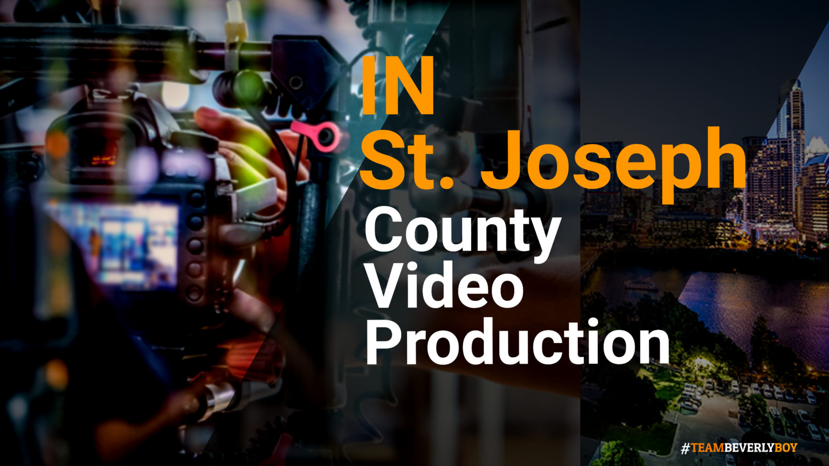 St Joseph County IN video production