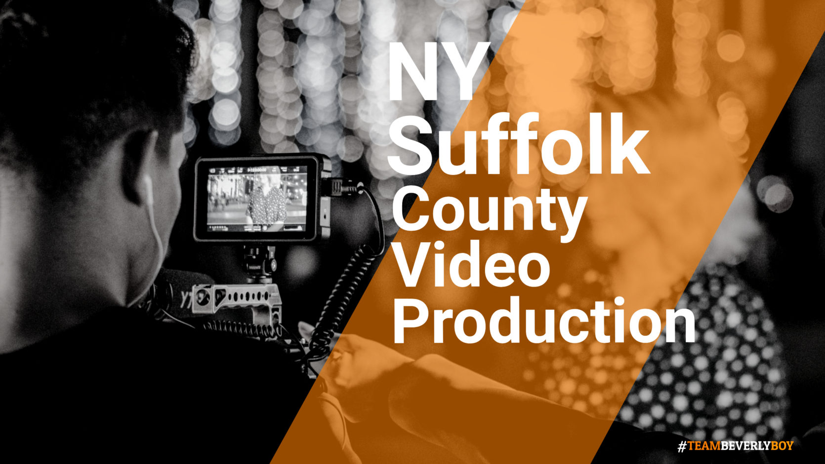 Suffolk County NY video production