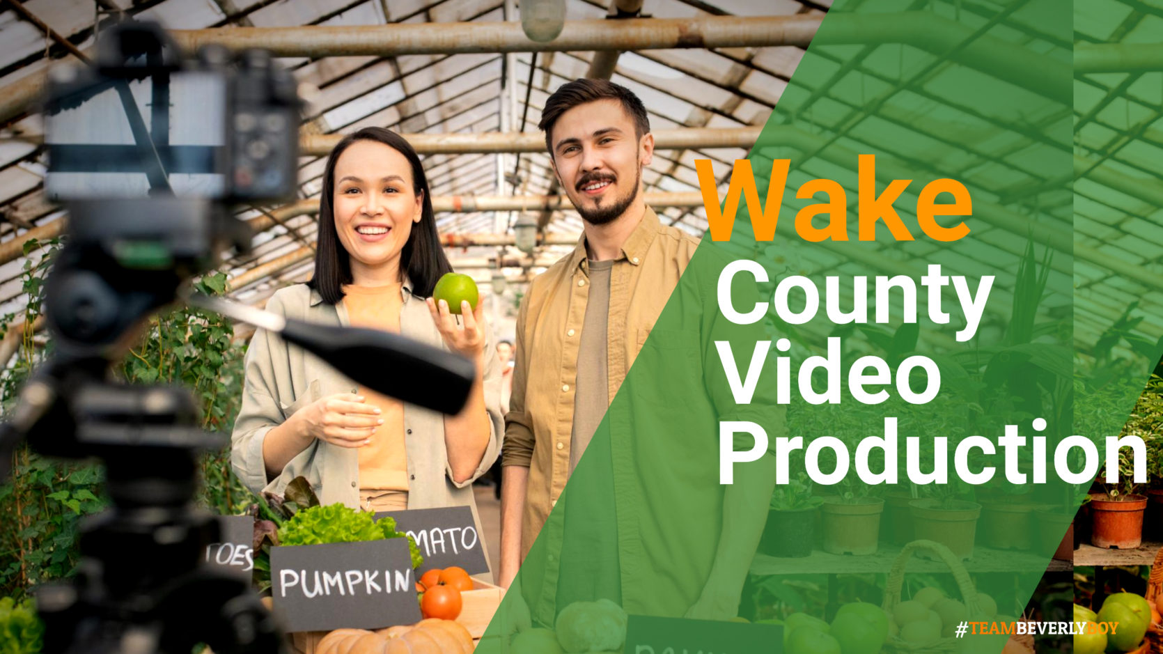 Wake County video production