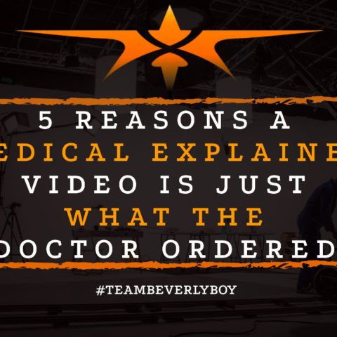 5 Reasons a Medical Explainer Video is Just What the Doctor Ordered
