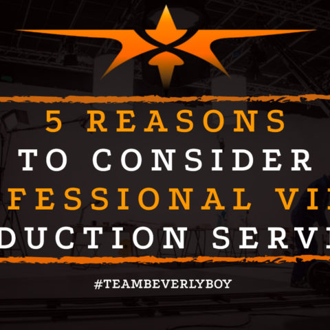 5 Reasons to Consider Professional Video Production Services