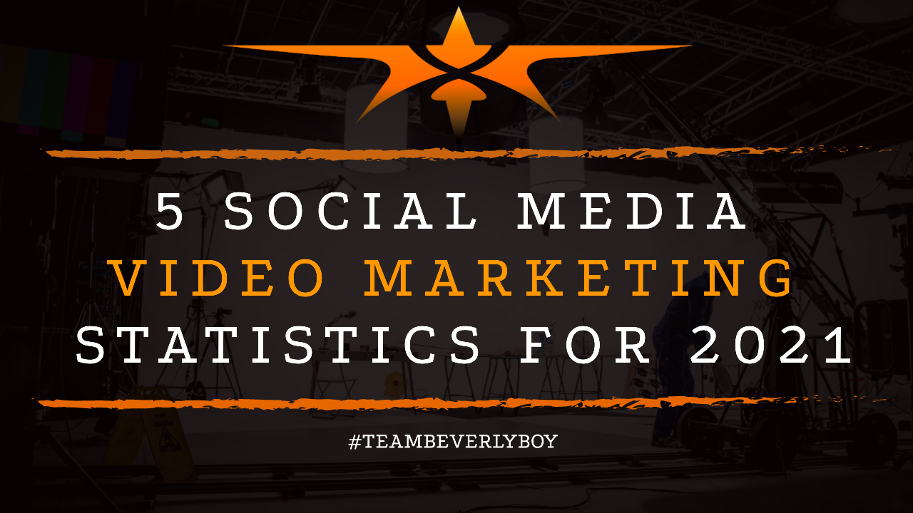 5 Social Media Video Marketing Statistics for 2021