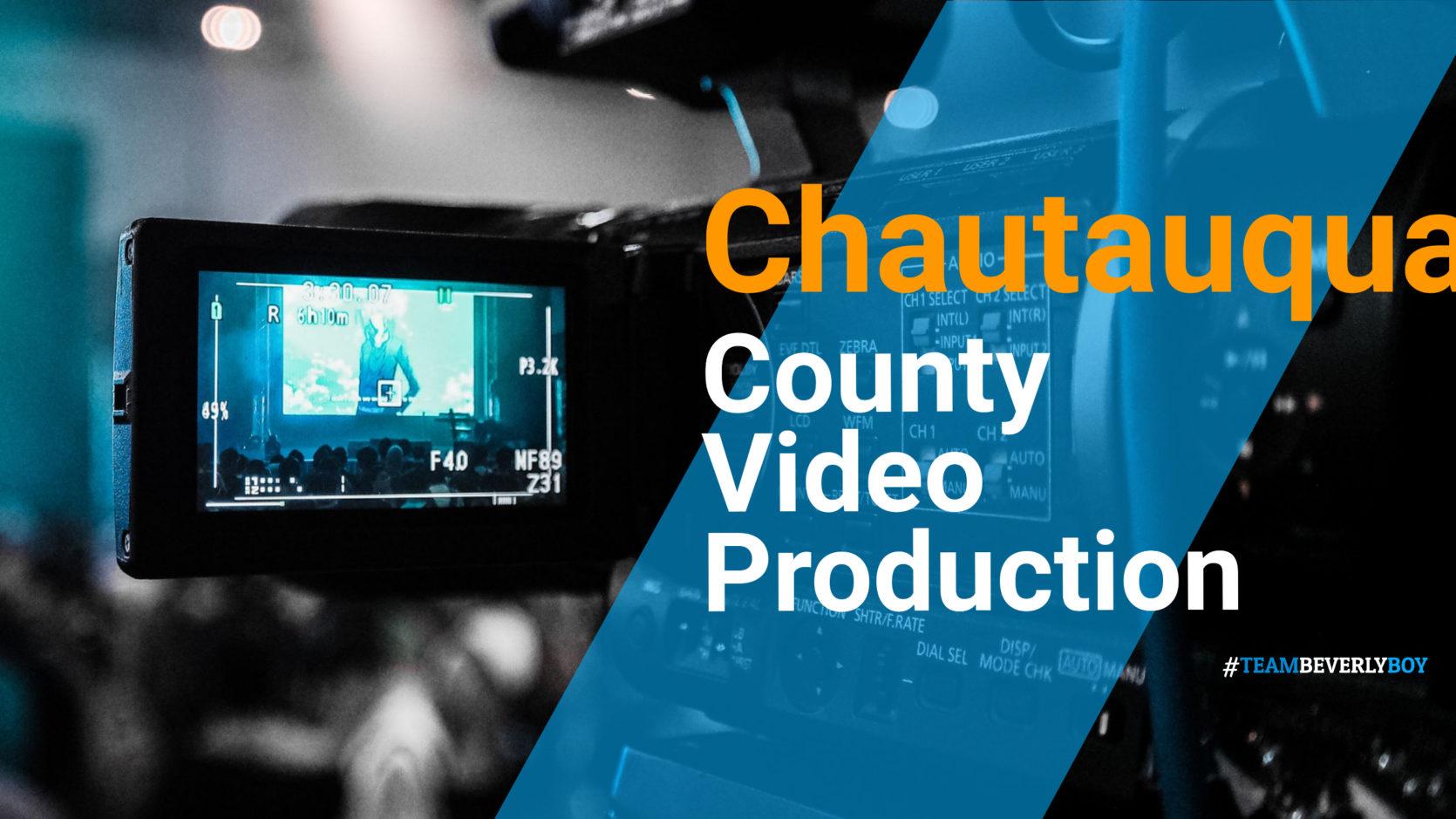 Chautauqua county Video Production