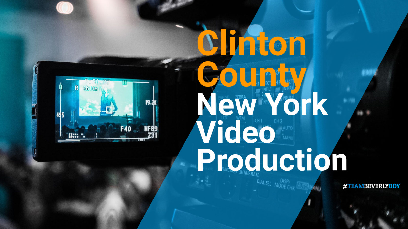 Clinton County NY production