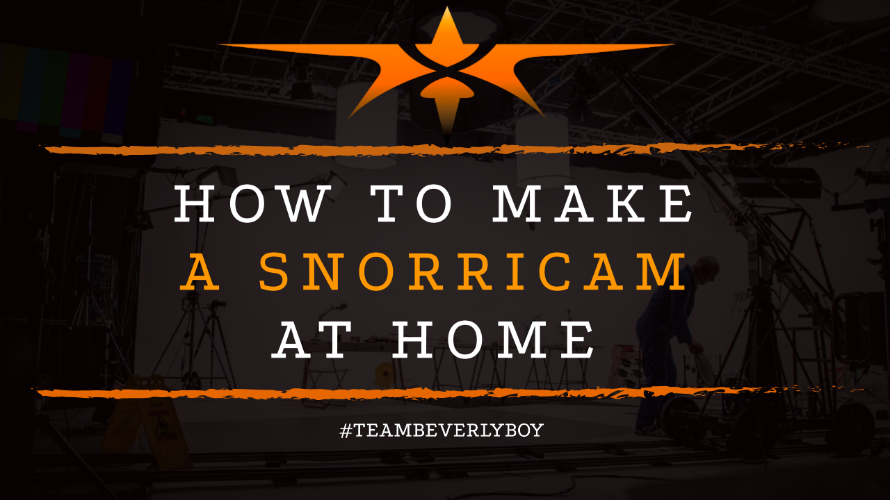 How to Make a Snorricam At Home