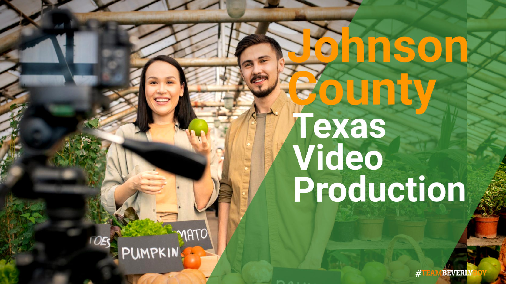 Johnson County TX Video Production
