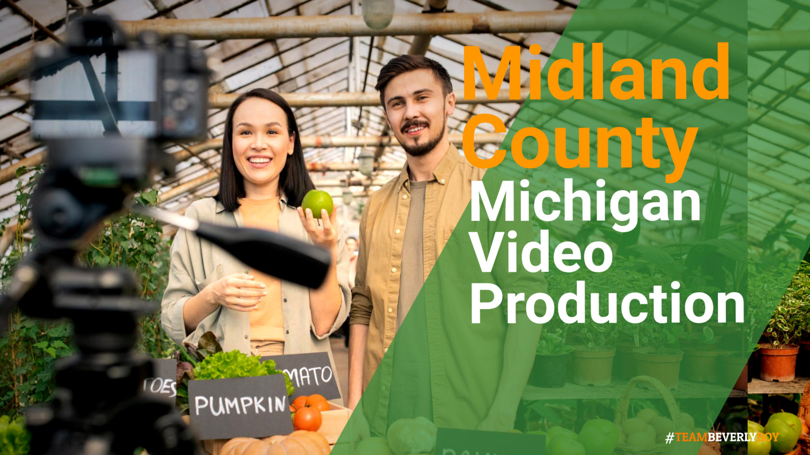 Midland County MI Video Production