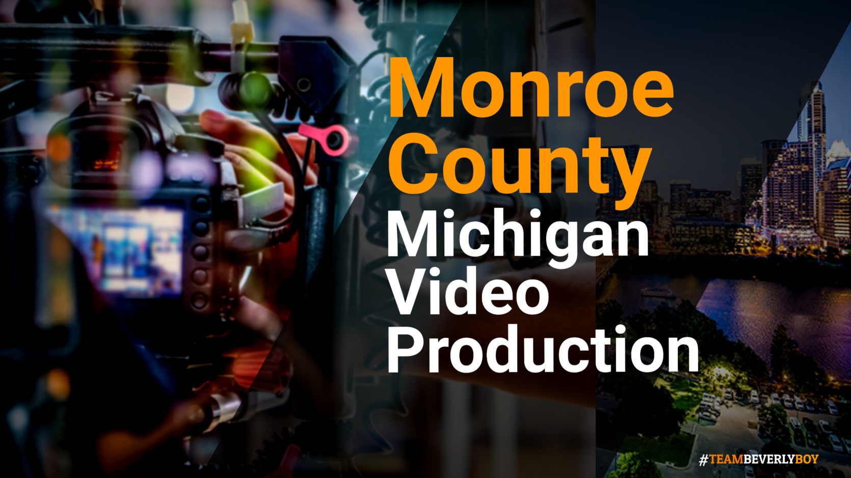 Monroe County, MI Video Production Services in 2021