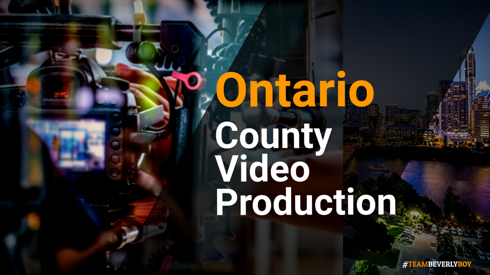 Ontario county video production