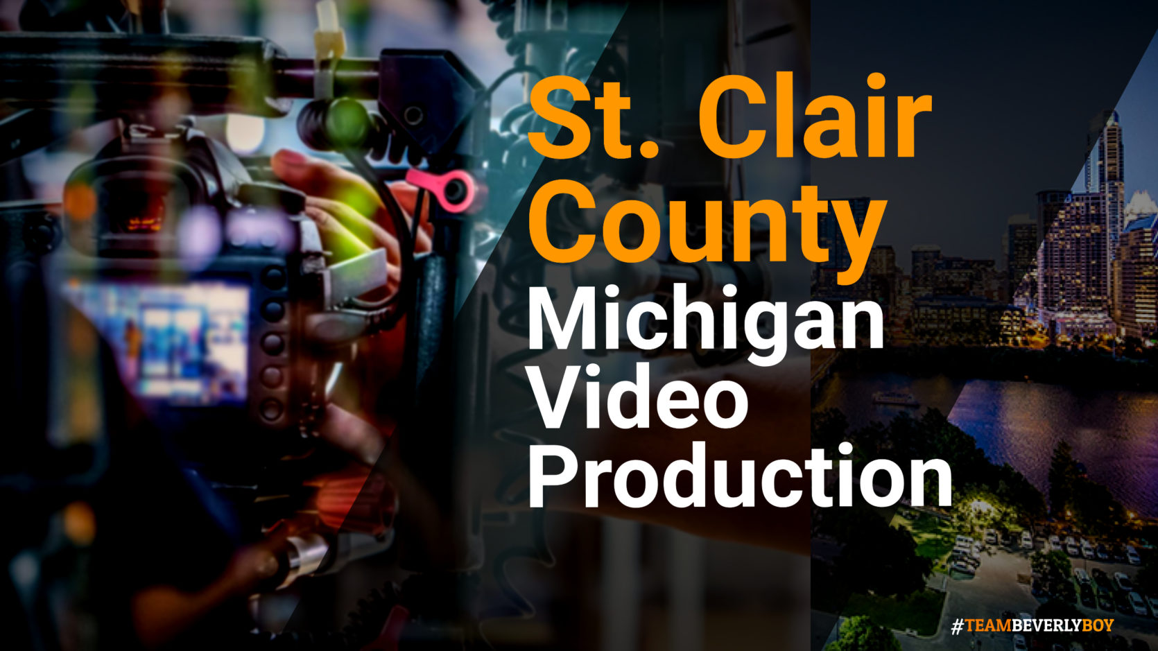 Picking the Right St. Clair County, MI Video Production Services in 2021
