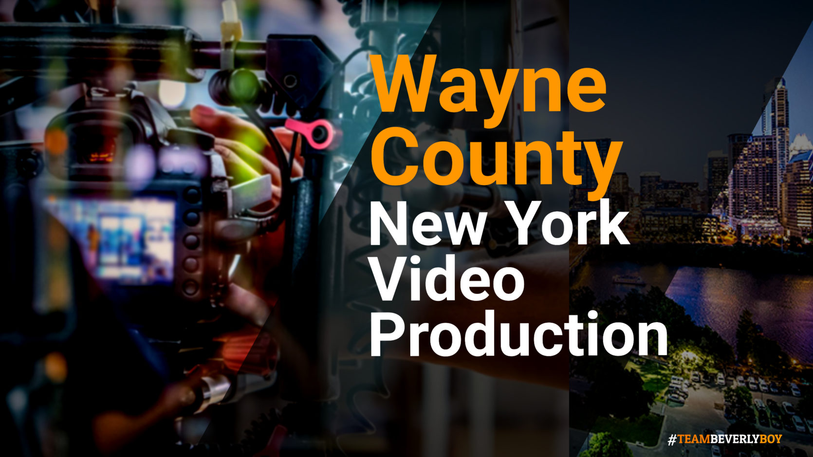Picking the Right Wayne County, NY Video Production Services in 2021