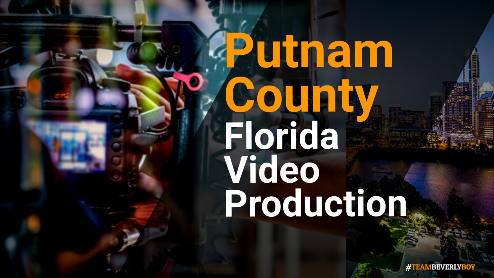 Putnam County FL Video Production